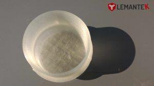 3D printed top cup