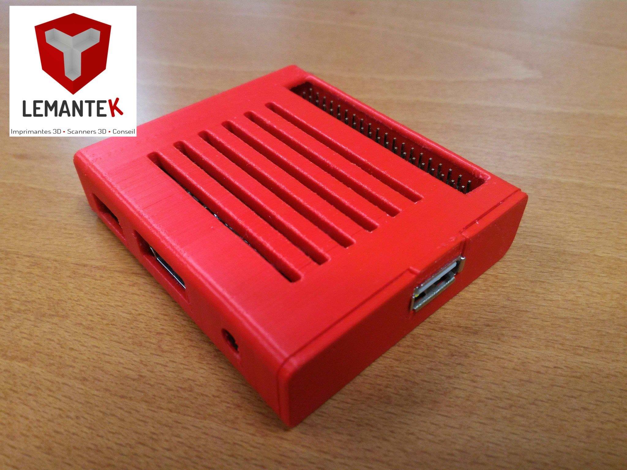raspberry pi box