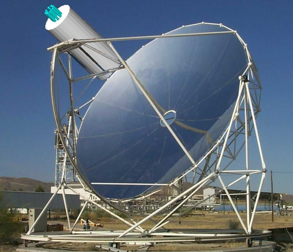 solar hydrogen generator