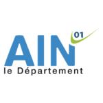 AIN le Département Logo