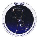 ORION | Club d'Astronomie de Pays de Gex
