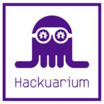 Hackuarium Logo - Fête de la Science 2019 - Ferney-Voltaire