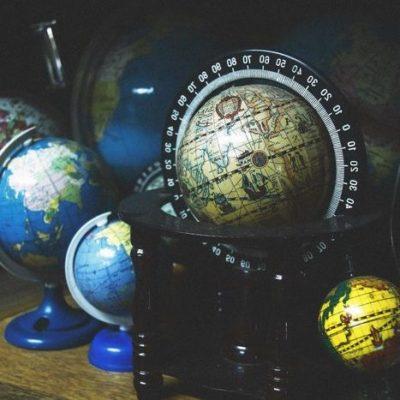 Globe Terrestre - Fête de la Science 2019 - Ferney-Voltaire